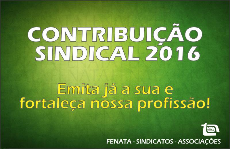 TÉCNICOS AGRÍCOLAS: Pagamento da Contribuição Sindical à FENATA, quando o Sindicato Estadual não tem registro no MTE