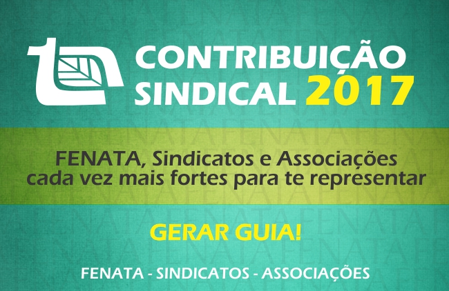 Contribuição Sindical 2017