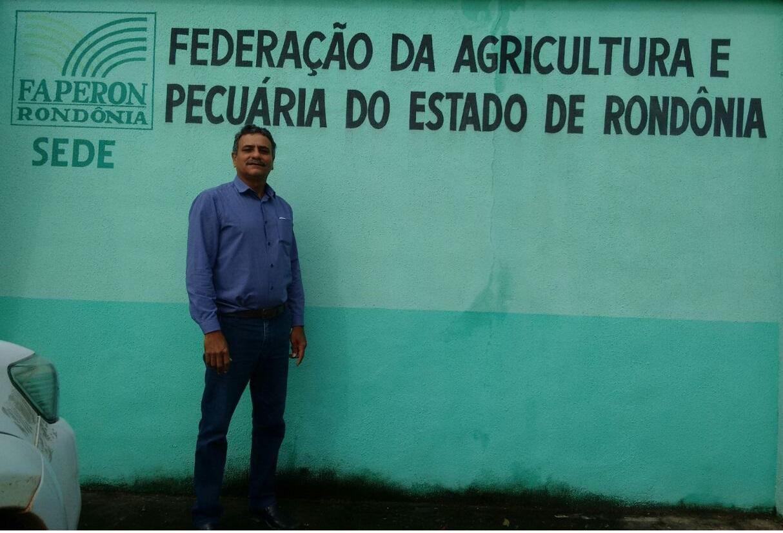 Entrevista: Hélio Dias de Souza - Técnico Agrícola na Presidência da Federação da Agricultura e Pecuária do Estado de Rondônia